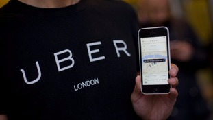 Uber said its drivers make average fares of £15-£16 an hour after the firm's fee.