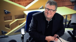 Steve Hewlett presented The Media Show on BBC Radio 4.