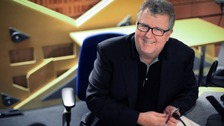 BBC broadcaster Steve Hewlett dies aged 58