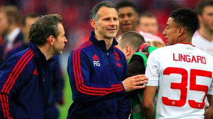 Man United legend Giggs considering coaching options