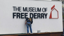 Bloody Sunday museum reopens after £2.5m rebuild