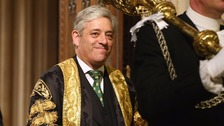 Few MPs backing move to oust Commons Speaker Bercow