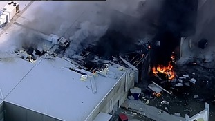 Five killed in Melbourne shopping centre plane crash