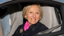 Mary Berry 'never tempted' by Bake Off on Channel 4