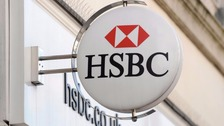 HSBC in 82% profit slump after 'unexpected' world events