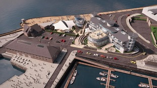 Green light for Porthcawl Maritime Centre