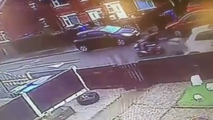 Disabled pensioner robbed while on his mobility scooter
