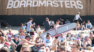 Boardmasters festival organisers unveil more acts