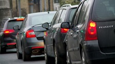 Rush-hour traffic jams in East Anglia are holding up drivers for as many as 29 hours per year.