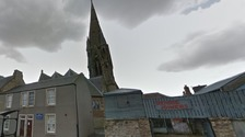 Donations stolen from Scottish Borders church