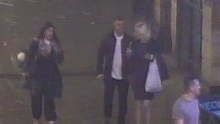 Police want to speak to these people after the assault