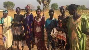 South Sudan famine: 'You cannot let us die'