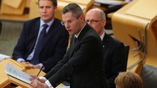 Mackay to address MSPs on business rate changes