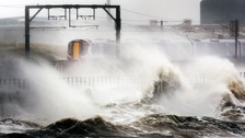 Storm Doris to bring heavy rain and strong winds to UK