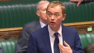 Farron calls for 'industrial revolution' in green technology