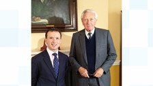 Lord Heseltine, Alun Cairns
