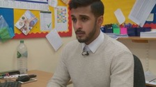 Muslim teacher: They must have been thinking, he's a 'threat'