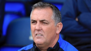 Blackburn Rovers part company with manager Owen Coyle