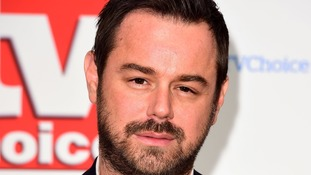 Danny Dyer plays pub landlord Mick Carter in EastEnders.