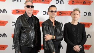 Depeche Mode to headline music festival