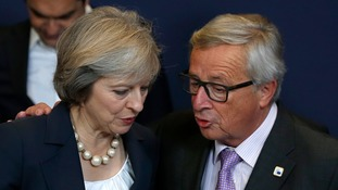 European Commision president Jean-Claude Juncker has issued a high-price warning to Theresa May's negotiation team.