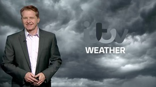 Tuesday night's weather for the east of the region