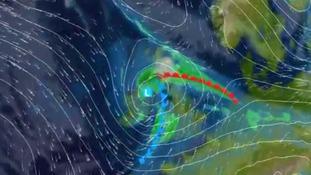 Blog: Storm Doris hits the UK