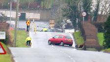 Bangor crash