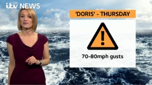 Forecast with Kerrie - Wild weather moves in