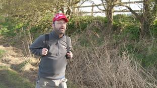 Herts man walks the entire British coastline with his new heart