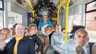 Man City launch 'Touch of Brazil Stadium' Tour