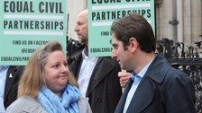 Couple lose civil partnerships ruling - what you need to know