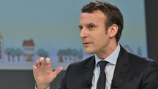 Macron: If you are shy (on EU) you are dead