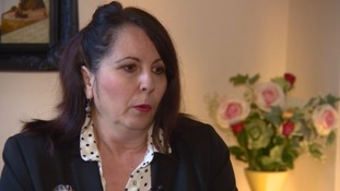Victim's mother 'not shocked' by Halliwell house search