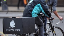 Undercover investigation reveals reality of life as a Deliveroo rider