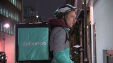 Deliveroo - the reality of being a self-employed rider