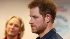Prince Harry: We must talk about mental illness