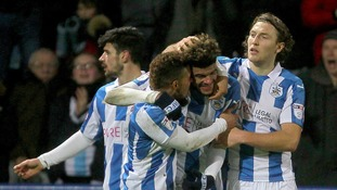 Championship round-up: Huddersfield boost promotion hope