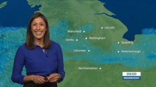 East Midlands Weather: A cloudy start to the day