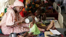 UK offers £100m in aid for South Sudan to battle famine