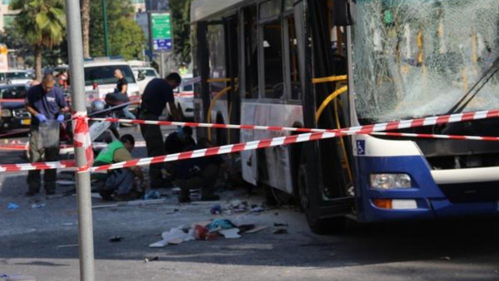 Tel Aviv Update: Aftermath Of Bus Bombing In Tel Aviv