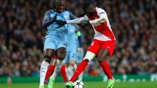 Toure: Man City need more goals in Monaco tie to win