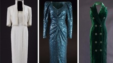 Princess Diana's most memorable outfits to go on display