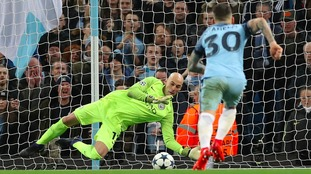Man City defence needs to be better - Caballero