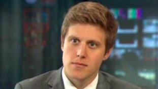 Daniel Hewitt, ITV Border's Political Correspondent.
