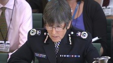 Cressida Dick to become the first female commissioner of the Met Police