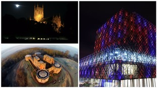 Most popular visitor attractions revealed