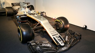 Can you feel the force? Force India unveils its new machine