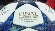 100 days until Cardiff hosts Champions League final