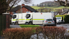 Bomb explodes at officer's home as army approaches